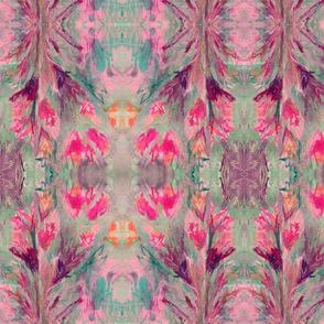Pink plumes (medium)