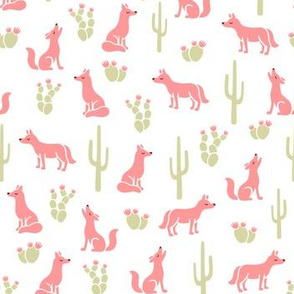Pink Coyote