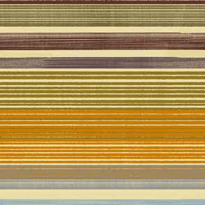 Stripes golden brown (300)