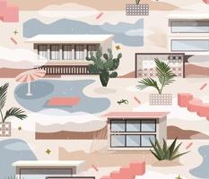 Modern Oasis / Desert Modernism