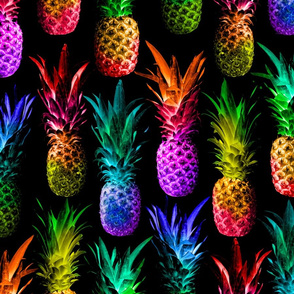 Pineapple Rainbow
