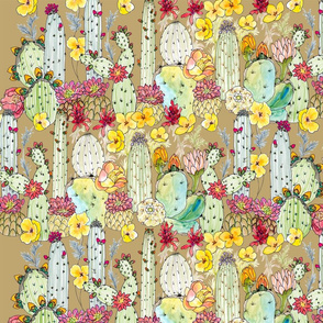 desert bouquet 1