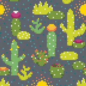 Cubic Cacti (Large)