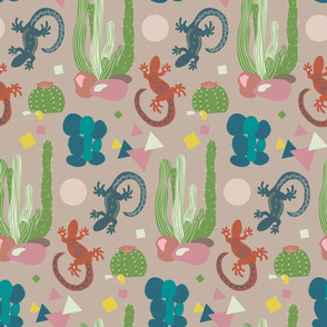 reptiles-and-cactus