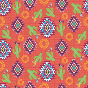 Desert Cookoo Orange