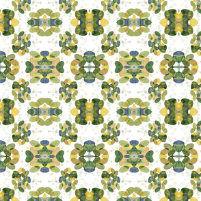 Leafy Geo Kaleidoscope