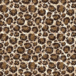 MochaCarameGoldl Petite Cheetah