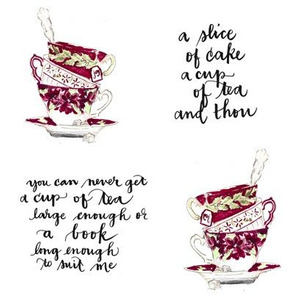 A Slice of Cake A Cup of Tea and Thou