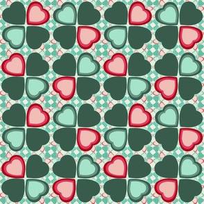 Lucky in love - mint