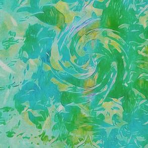 Caribean Storm Green