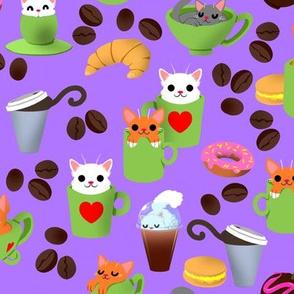 Coffee Cats 2
