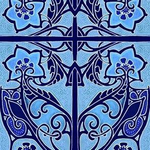 Some Nouveau Window Blues