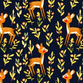 only one fawn pattern