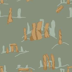 Standing Stones | Organic Eggshells