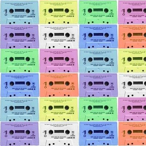 New Kids cassettes small