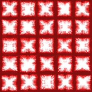 Shibori Granny Squares - Peppermint - © Autumn Musick 2020