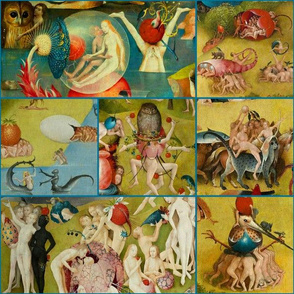 Bosch: Garden of Earthly Delights, Bright