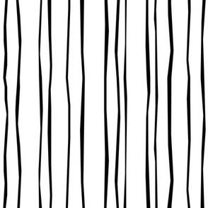 Black Stripe - Narrow