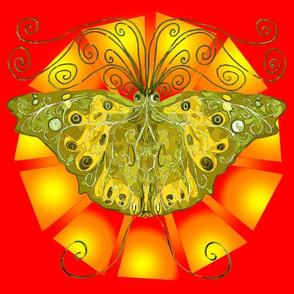 Hawaiian Butterfly Maximinal