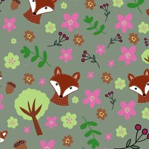 Camo Foxy