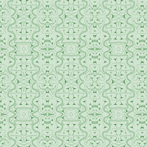African Tribal Green-034