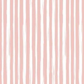 Brushstrokes pink