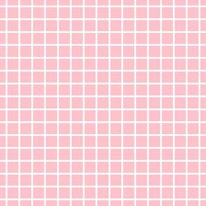 "windowpane 1/2"" light pink reversed"