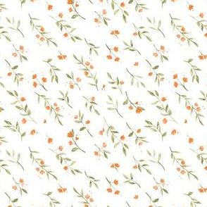 Beth branches - orange
