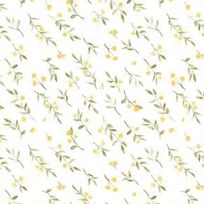 Beth branches - yellow