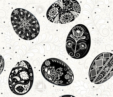the pysanky seeds
