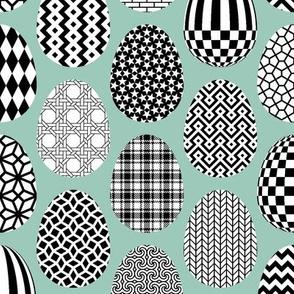 08504442 : pysanky mod bird eggs