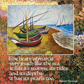 Vincent Van Gogh, Flowers