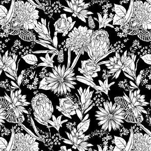Whiteflowergarden