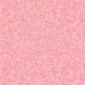 19-03Q Peach Pink Rough Linen