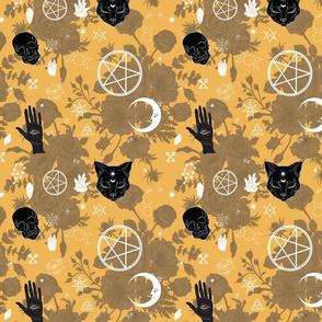 Yellow Pagan Vibes