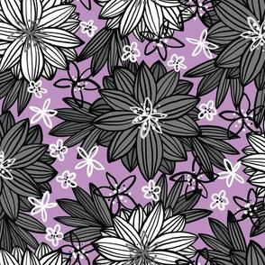 Bohemian Tropics (Lilac)