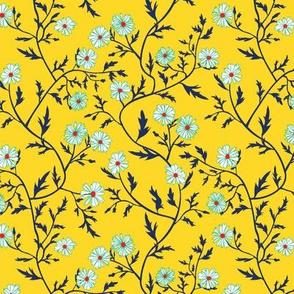 Mulberry Lodge Sunshine Yellow