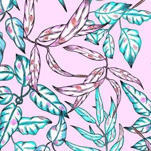 Trailing Leaves
