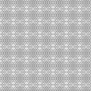 trellis side black on white vertical