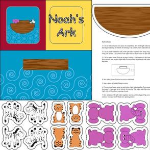 Noah's Ark Baby Book
