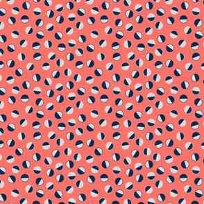 GROW Navy Dots