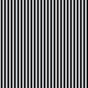 black and light grey skinny stripe vertical