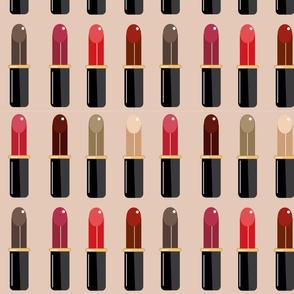 lipstick black