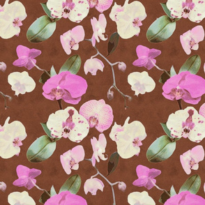 earthy orchids