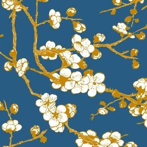 sakura (dark blue)