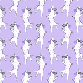 Mod LCP disc hound Beagles - Lavender