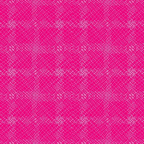 Pink textured squares for matching