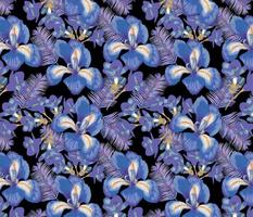 moody iris