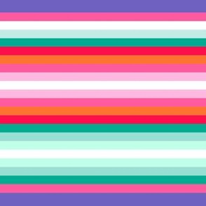 Peruvian Stripe - Horizontal