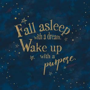 Dream into Purpose © Jennifer Garrett